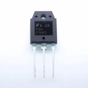 Kit Com 2 Transistor 17n80c3 Original