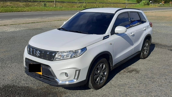Suzuki Vitara Live, 4x2, Automática, 2020