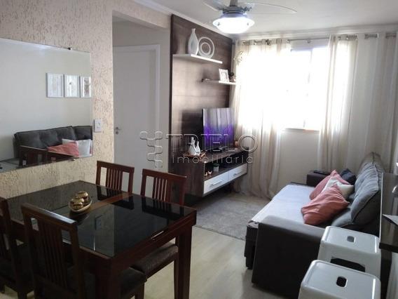 Venda-apartamento Com 2 Dorms-1 Vaga-spazio Supere-jardim Sao Luis-suzano-sp - V-2783