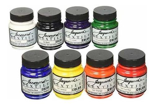 Imagen 1 de 6 de Jacquard Productos Productos Textiles Pintura Para Telas
