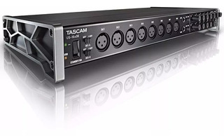 Tascam Us-16x08 Interfaz De Audio 16 Canales