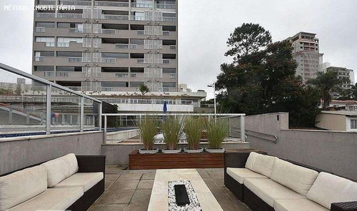 Apartamento Para Venda Em São Paulo, Campo Belo, 2 Dormitórios, 1 Suíte, 2 Banheiros, 2 Vagas - 12830_1-1593373