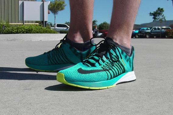 Zapatillas Nike Zoom Streak 5 Verdes 10us Extra Livianas