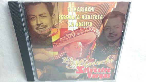 Cd Silvestre Vargas El Mariachi 2004 Orfeon