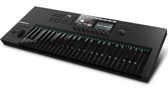 Komplete Kontrol S49 Mk2 Black Produto Oficial Nf Garantia