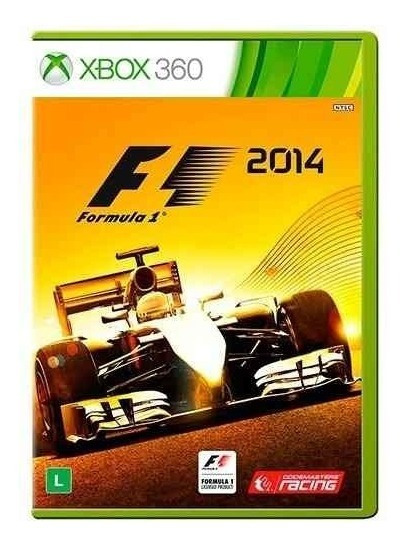 F1 2014 Xbox 360 Midia Digital Envio Imediato(jogo Brinde)