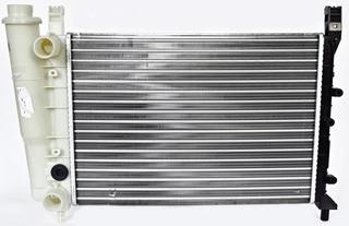 Radiador De Agua Fiat Fiorino 1.3 05/07