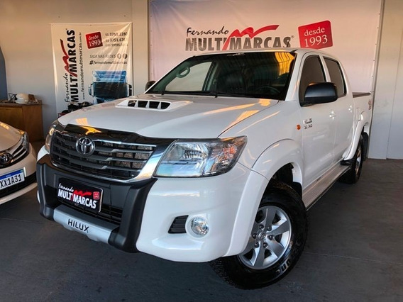Toyota Hilux Cd 4x4 Sr