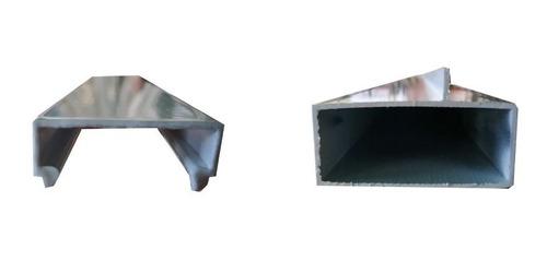 Lateral Cerrado De Aluminio (6,10m)