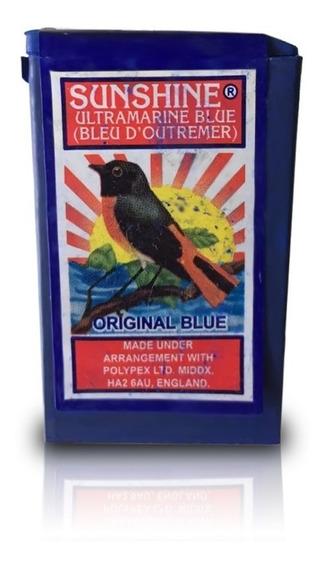 Wagi Oage Oagi Waji Anil Sunshine Ultramarine Blue