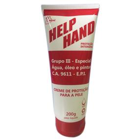 Creme De Proteção Help Hand