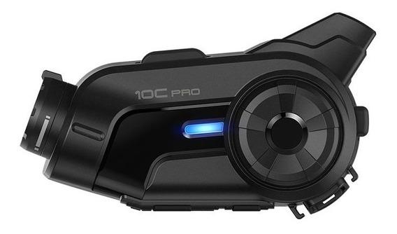 Intercomunicador Sena 10c Pro Con Bluetooth Y Camara