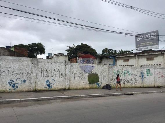Terreno Comercial Para Locação, Prazeres, Jaboatão Dos Guararapes - Te0017. - Te0017