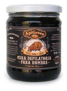 Cera Española Para Hombre (barba, Bigote, Cejas, Espalda)