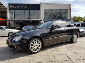 Mercedes Benz Clk 3.5 Clk350 Elegance At Coupé