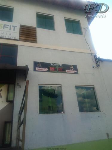 Salões Comerciais Para Alugar  Em Mairiporã/sp - Alugue O Seu Salões Comerciais Aqui! - 1435460
