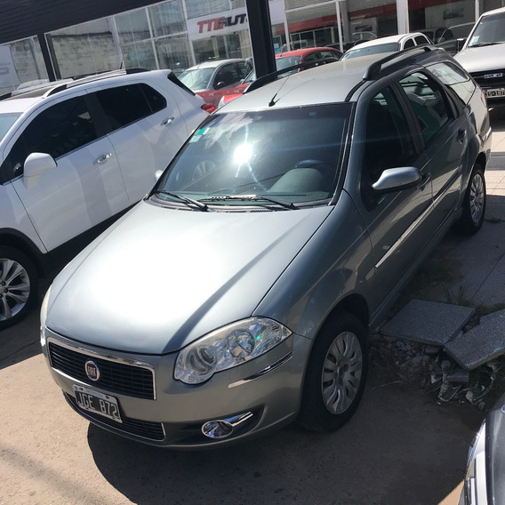 Fiat Palio Weekend 1.4 Attractive 2010