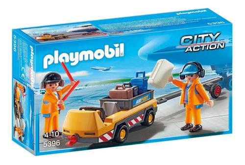 Playmobil Vehiculo Para Maletas 5396 Original Educando Full