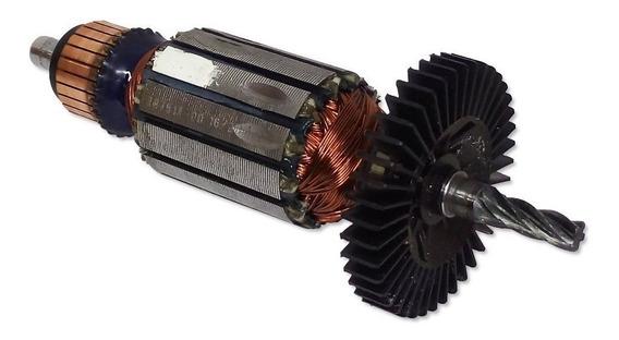 Rotor Induzido 127v Furadeira Dewalt Dw508 Tipo 10 (original)