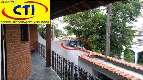 Imagem 1 de 12 de Casa À Venda, Vila Alvinópolis, São Bernardo Do Campo. - Ca0288