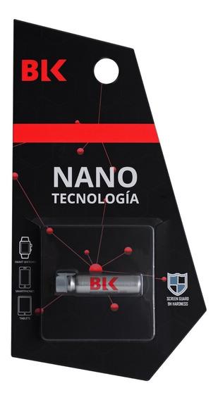 Cristal Templado Liquido Universal Blk Nano Para Pantallas