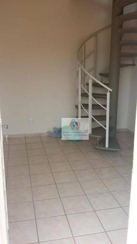 Kitnet Com 2 Dormitórios Para Alugar, 40 M² Por R$ 1.700,00/mês - Cidade Universitária - Campinas/sp - Kn0062