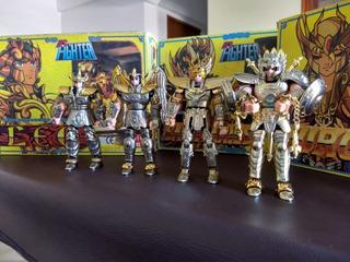 Caballeros Del Zodíaco St. Fighter