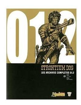 Strontium Dog 01.2 - Wagner, Grant Y Otros