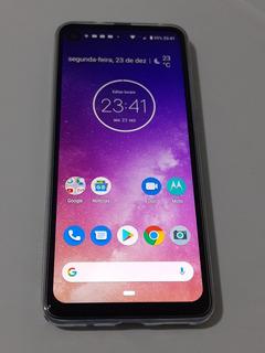 Celular Moto One Vision 128gb 4gb Ram