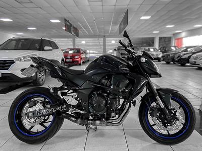 Kawasaki Z750 Ano 2010 Moto Impecável Financiamos Em 36x