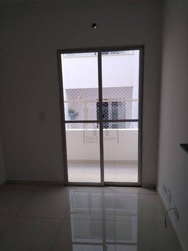 Apartamento Com 3 Dormitórios À Venda, 54 M² Por R$ 240.000,00 - Condomínio Residencial Spazio Salute - Sorocaba/sp - Ap1867