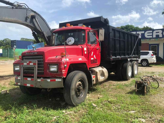 Camión Mack