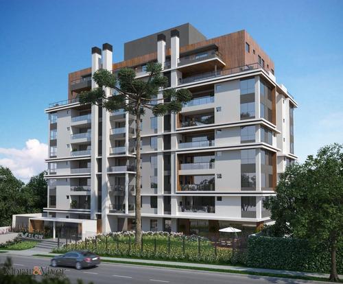 Apartamento Para Venda Em Curitiba, Juvevê, 3 Dormitórios, 3 Suítes, 4 Banheiros, 2 Vagas - Ctb0038_1-1613355