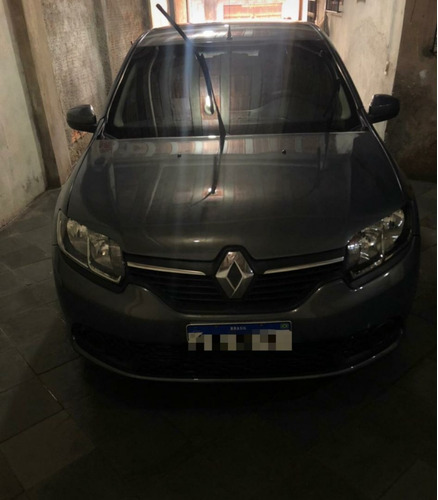 Renault Logan 2013 1.6 16v Expression Hi-flex Aut. 4p