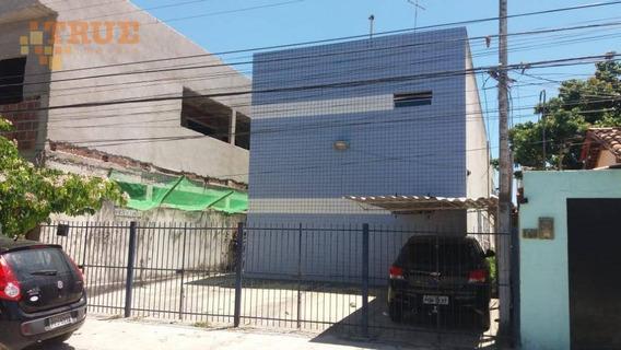 Kitnet Com 1 Dormitório À Venda, 54 M² Por R$ 140.000 - Zumbi - Recife/pe - Kn0001