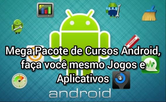 Android, Pack De Aprendizado + Projetos Faça Você Mesmo!!!