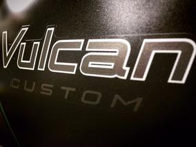 Kawasaki Vulcan 900 Custom 2017 Solo 900km Inmaculada !!!!!