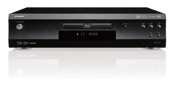 Blu-ray Player Integra Dbs 30.3 3d Ñ Sony Panasonic Denon