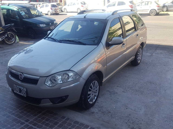 Fiat Palio Weekend Attractive 1.4 2014
