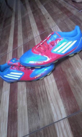 Zapatos Adidasf50 Messi Originales Poco Uso) Perfecto Estado