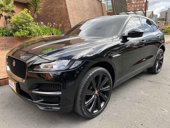 Jaguar F-pace 2.0 Diésel Prestige