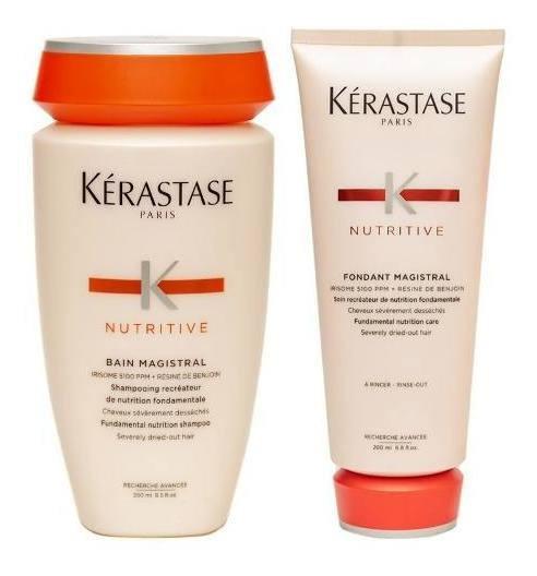Kerastase Nutritive Magistral Kit Shampoo + Acondicionador