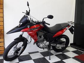 Honda Xre 300 2016 Vermelha Tebi Motos