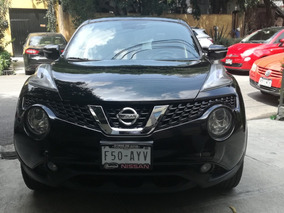 Nissan Juke 1.6 Exclusive Navi Cvt Factura De Agencia Nissan