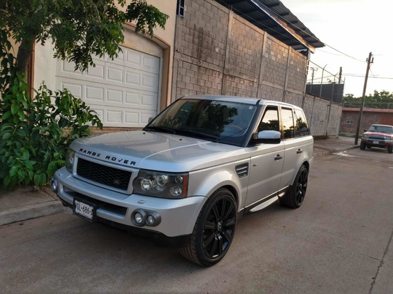 Land Rover Range Rover Sport Superchargeged 2006