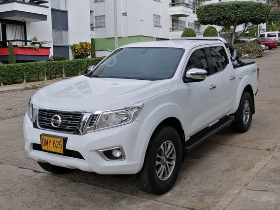 Nissan Frontier Np300 4x4 2500cc Tdi Mt Aa Abs