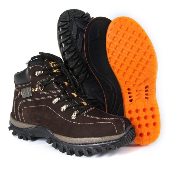Coturno Bota Caterpillar Cat Adventure Time Original Botina