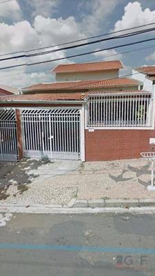 Casa Residencial À Venda, Vila São Bento, Campinas - Ca2557. - Ca2557