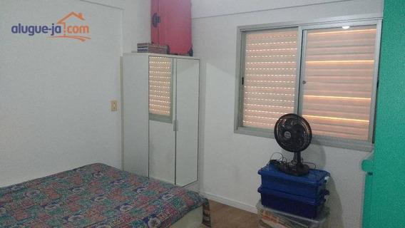 Apartamento Com 1 Dormitório À Venda, 50 M² Por R$ - Jardim São Dimas - São José Dos Campos/sp - Ap3323