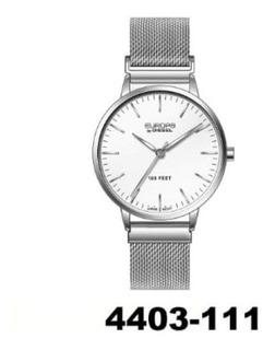 Reloj Europa By Diesel Dama 4403 111 Cierre Imantado